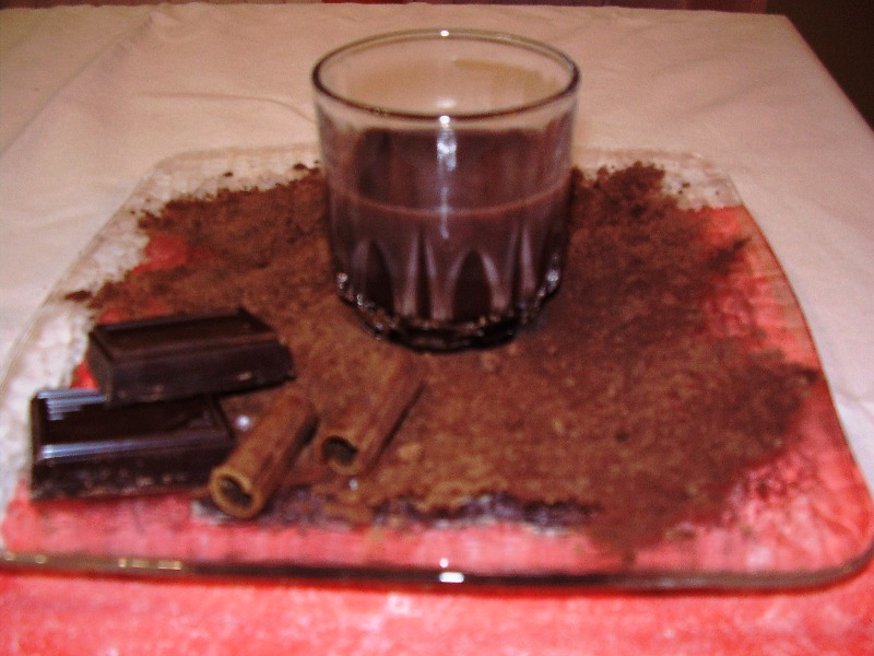 Čokoladni liker   3mame